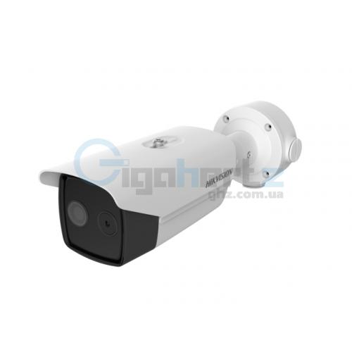 4Мп би-спектральная тепловизионная IP камера Hikvision - Hikvision - DS-2TD2617B-6/PA