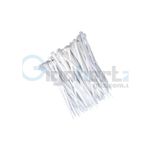 Стяжки белые - Courbi - Courbi 2,5x160 мм