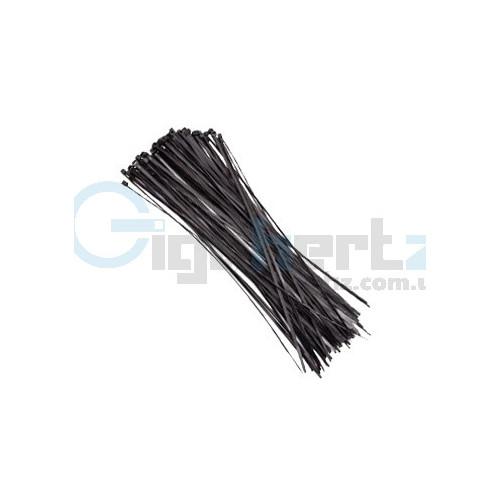 Стяжки чёрные - Courbi - Courbi 2,5x160 мм