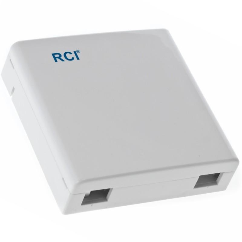 Оптическая розетка FOS-01 RCI
