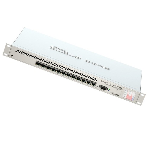 Cloud Core Router CCR1016-12G MikroTik