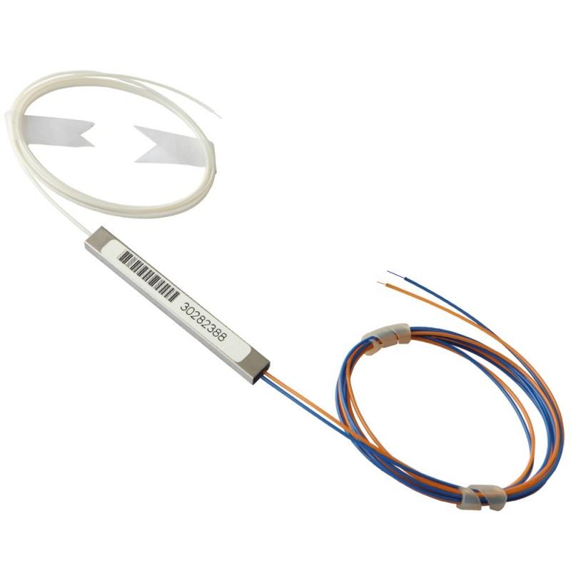 PLC Splitter 1x2, 900 um, 1500 mm, без коннекторов